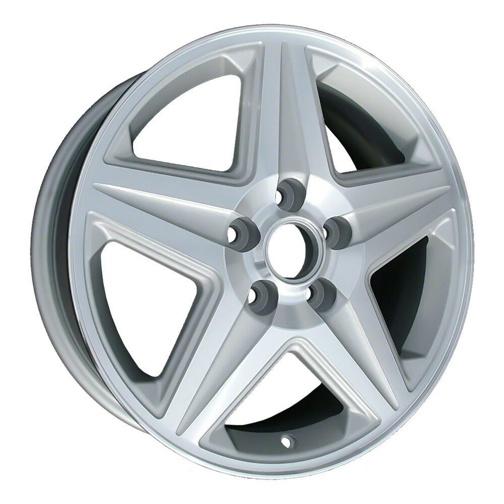 Advertisement Ebay Oem Reman 16x6 5 Alloy Wheel Rim Light Silver