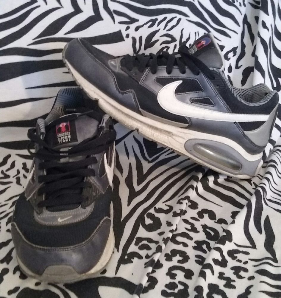 Nike Air Max Skyline Shoes Mens Size 10.5 343886-006 ~ Free Priority Shipping!
