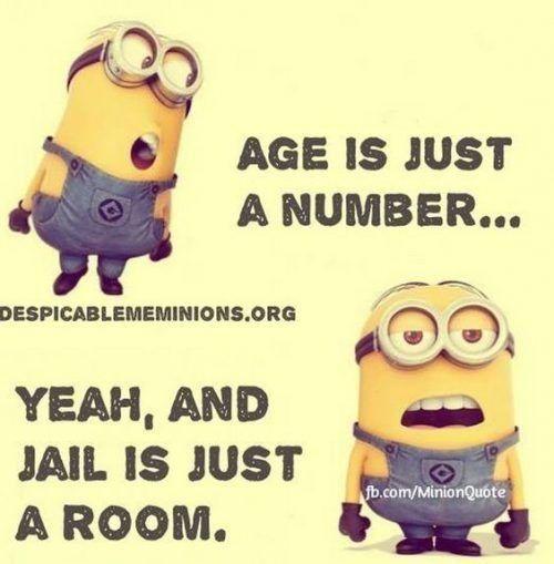Top 30 Funny Birthday Quotes Birthday Quotes Funny Funny Minion Memes Minion Birthday Quotes