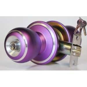 door knob purple | Door and Draw Knobs | Pinterest | Door knobs ...