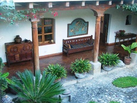 Estilo de casas en guatemala