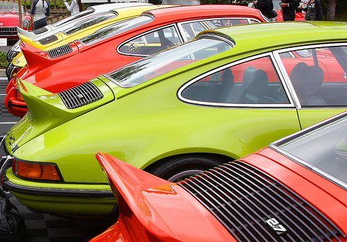 Porsche Tails