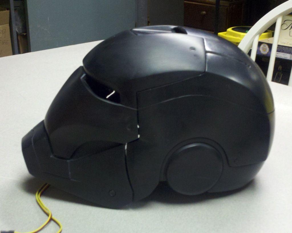Iron Man Mkiii Suit Animatronics