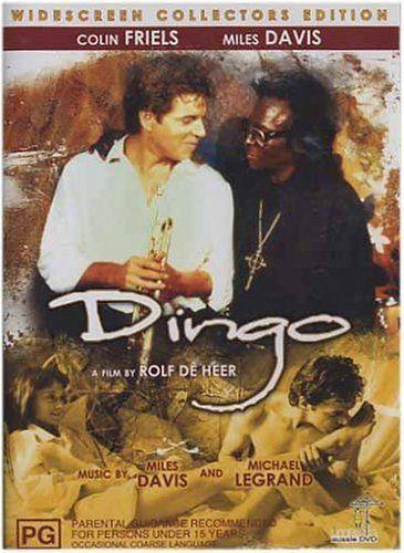 Dingo 1991 Miles Davis Movies Streaming Movies Free