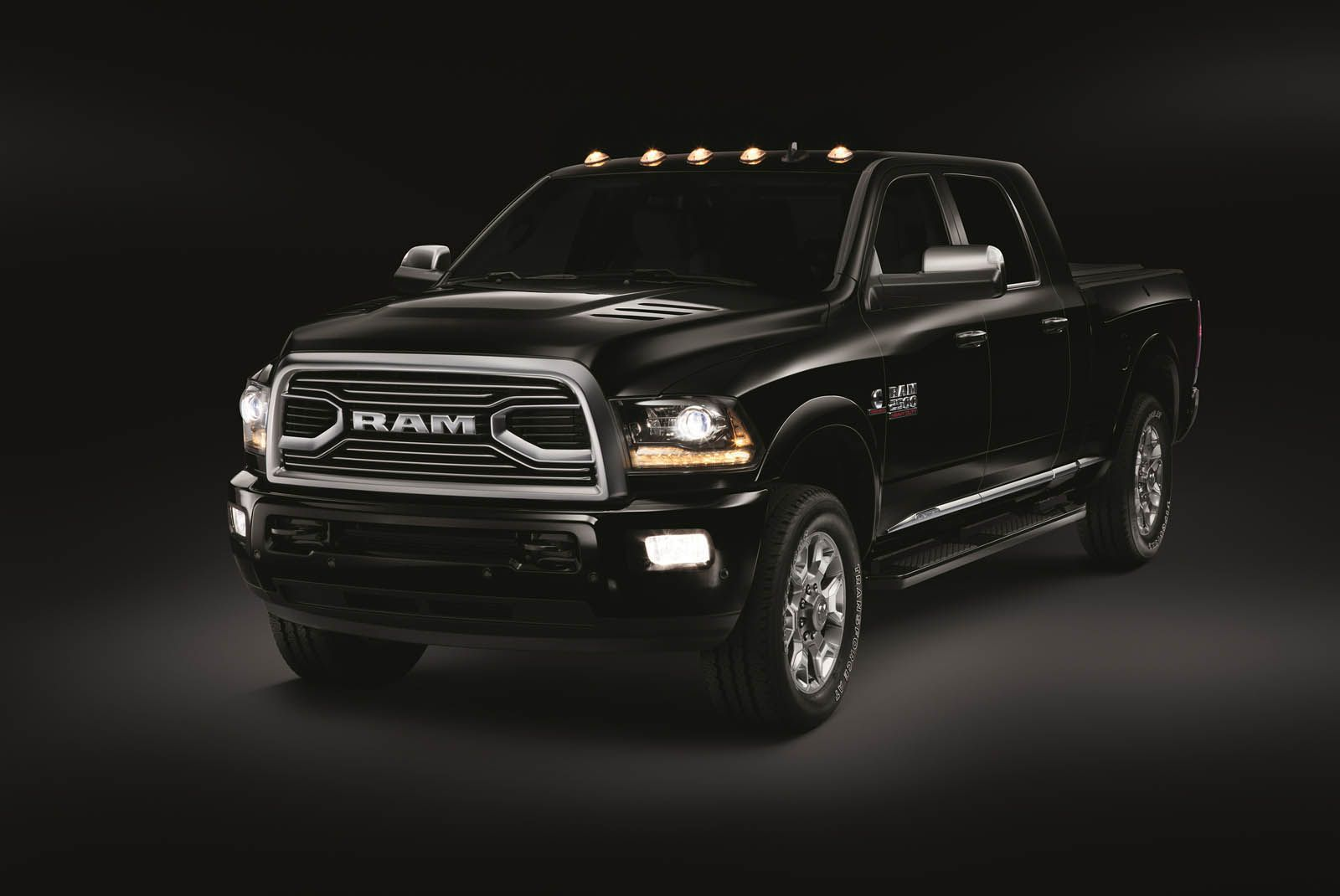 Ram Luxes Up Its Pickups With New Tungsten Edition Carscoops Dodge Ram 2500 Cummins Ram 2500 Cummins Ram 2500 Mega Cab