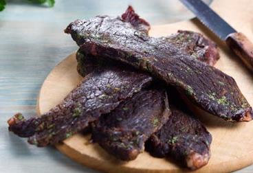 Beef Jerky - tørket oksekjøtt  | Spar