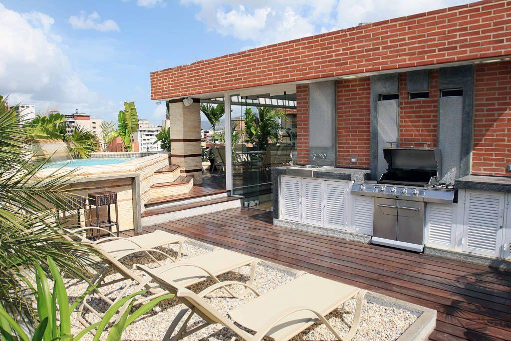 7 terrazas modernas ¡para enamorarse! Ideas para, Pent house and House