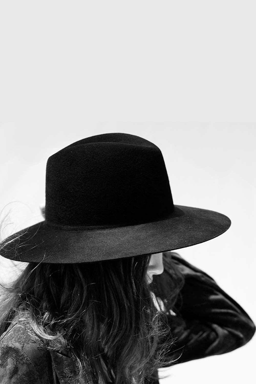 6508161dd6bbe Janessa Leone Trois Wool Hat in 2019