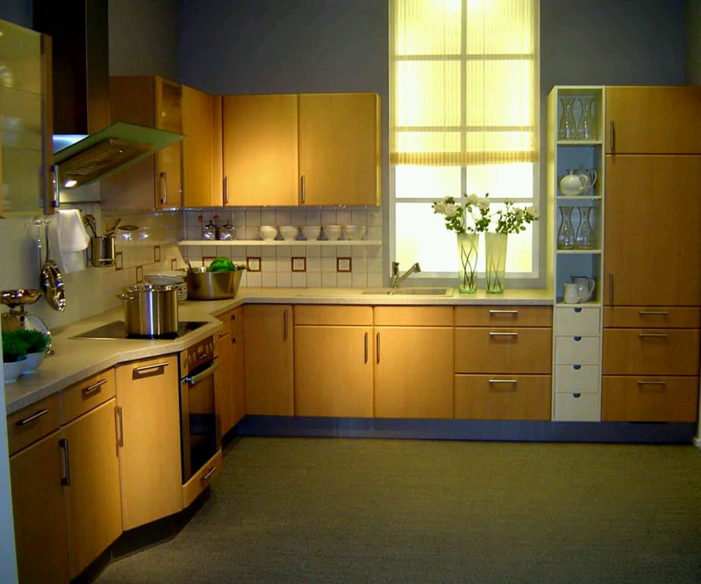 Low Budget Kitchen Cabinets: Pin By BuyMyVA House On Modern Cabinet Design In Dining