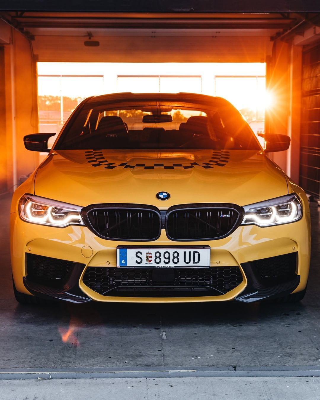 """BMW M GmbH on Instagram """"The BMW M Town taxi after the"""