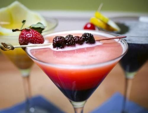 alcohol, blackberry, cup, drink, food