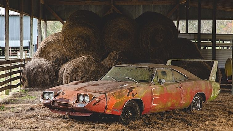 Image Result For Barn Find Cars