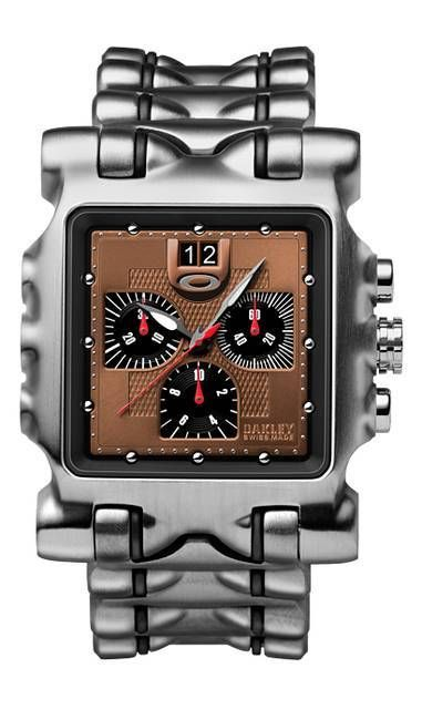 fc57103fe01 Oakley s Minute Machine Titanium Bracelet Edition - Another stupidly  expensive but awesome watch