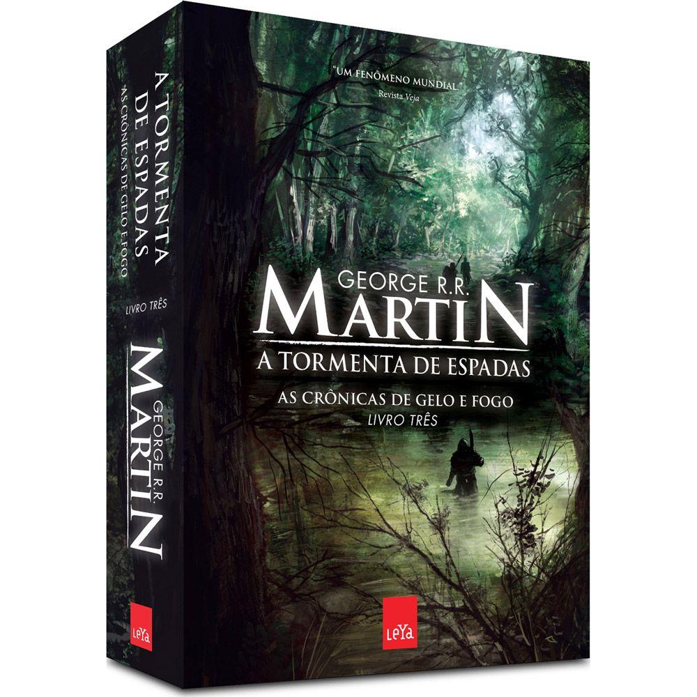 A Tormenta de Espadas - Coleção As Crônicas de Gelo e Fogo - George R. R. Martin