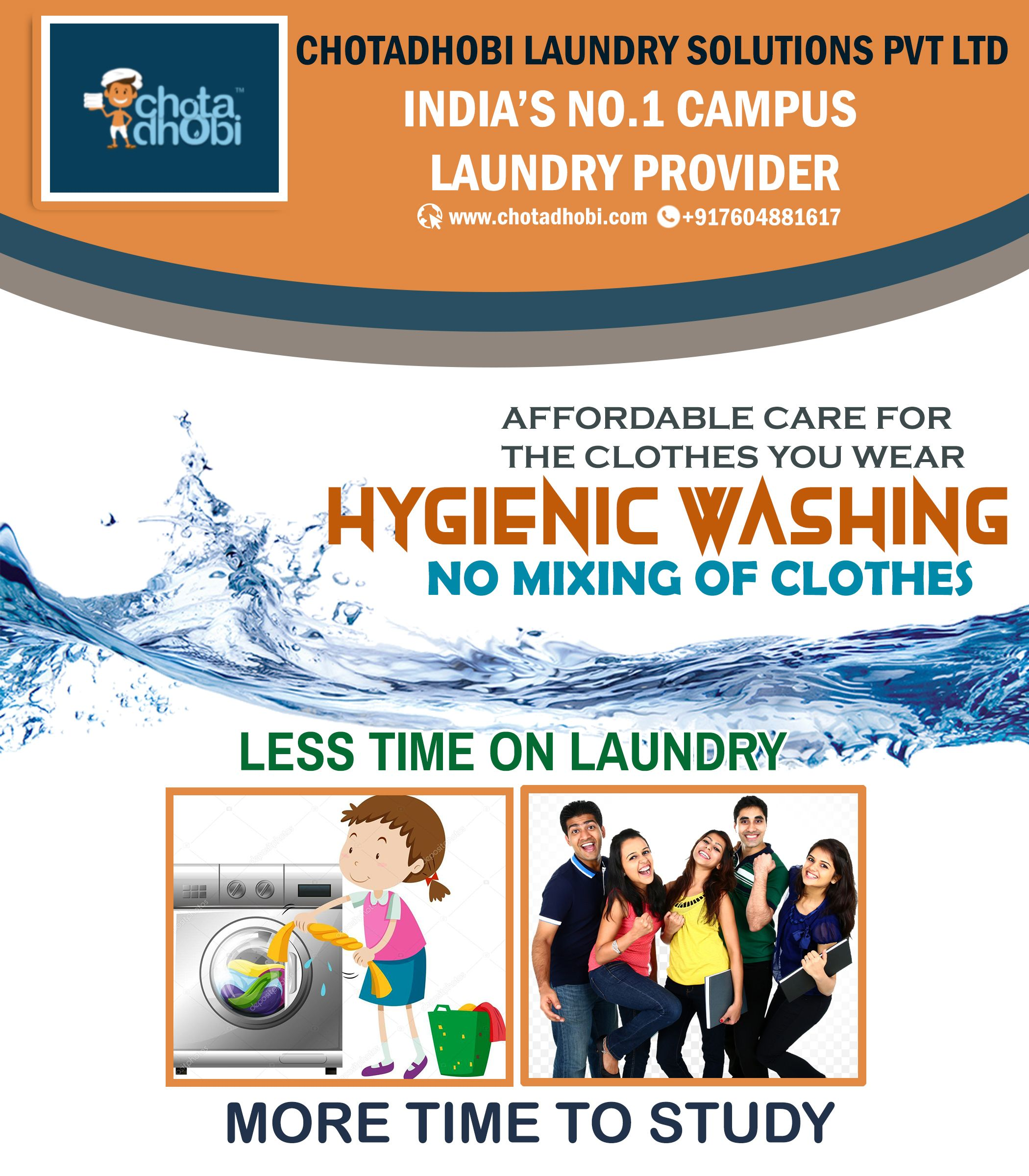 Less Time On Laundry More Time To Study Laundry Solutions