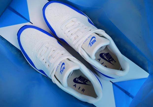 nike air max 1 ultra flyknit blauw