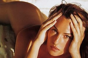 Monica Bellucci Calendario Max.Monica Bellucci Nuda Le 25 Foto Piu Hot Dal Calendario