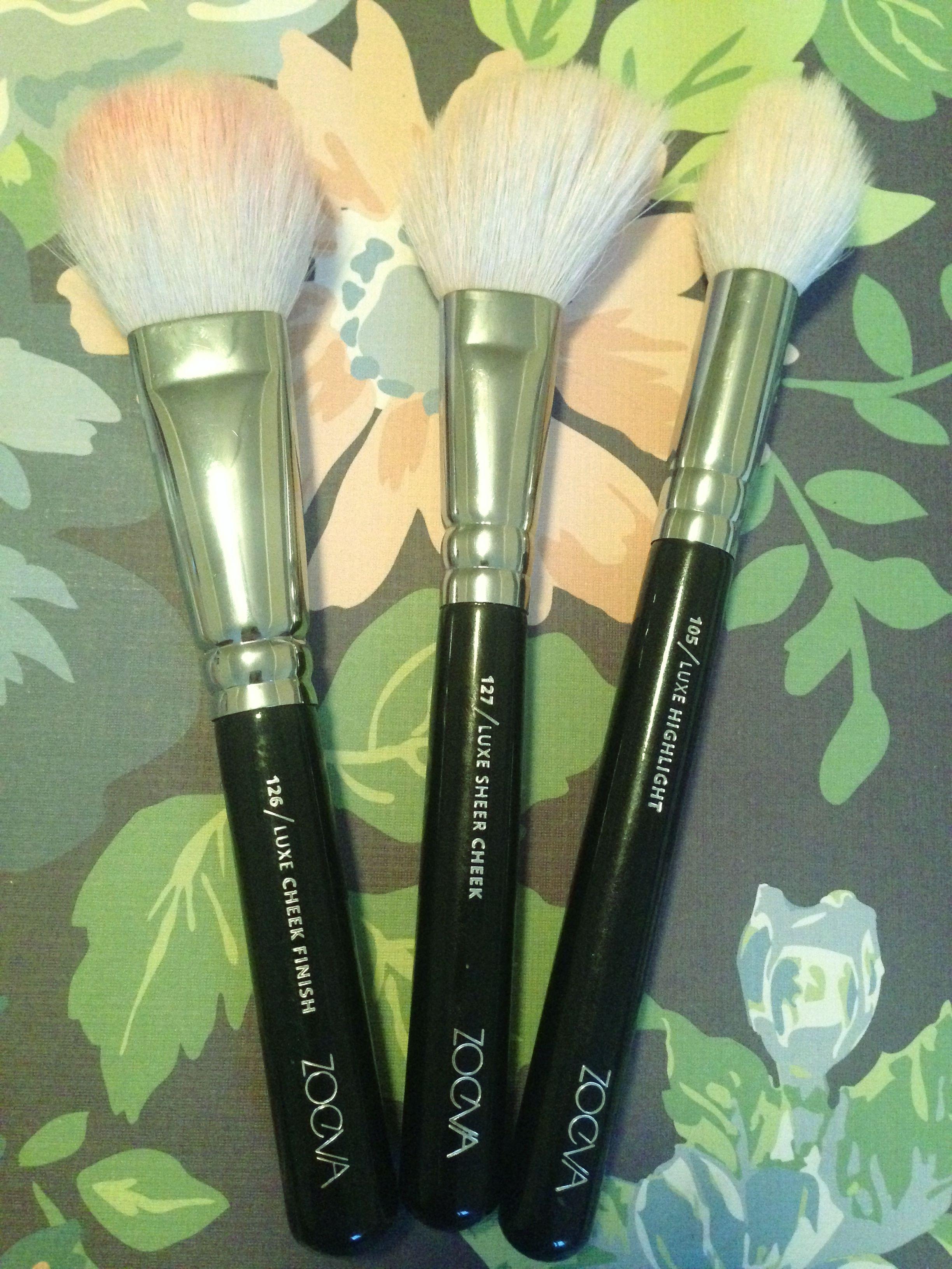 Zoeva MakeUp Brushes Review Makeup brushes, Makeup, Brush