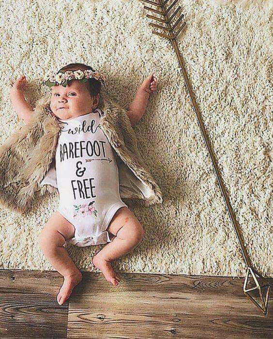 american hippie boh me boho style baby boho baby shower pinterest bebe. Black Bedroom Furniture Sets. Home Design Ideas