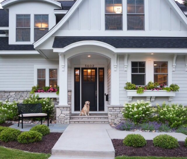Unique Home Exterior Design: Style And Stone (With Images)