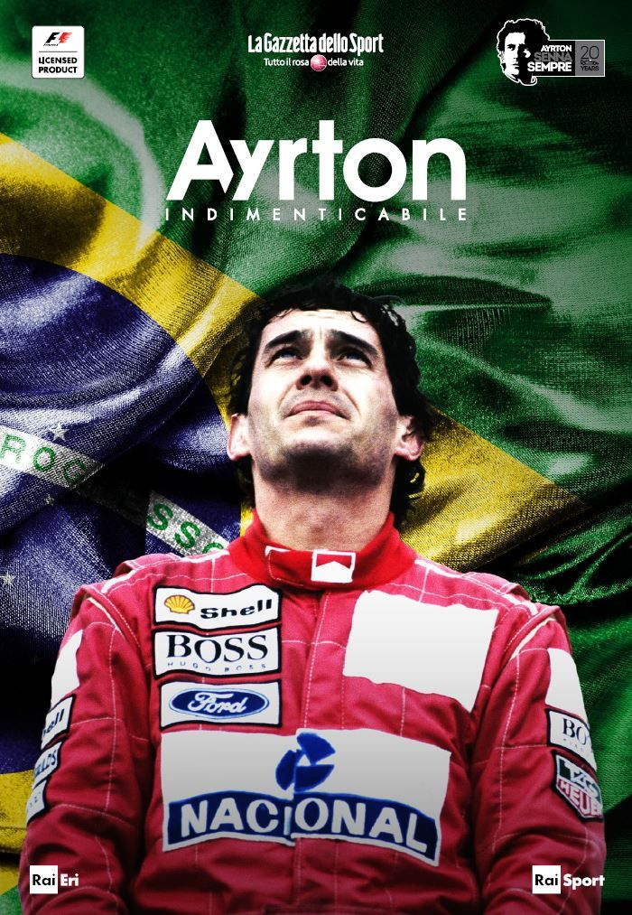 2018 Ayrton Senna