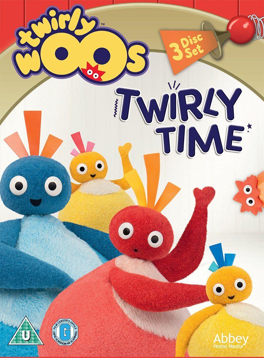 Twirlywoos - Twirly Time Triple DVD Box Set: Amazon.co.uk: DVD & Blu-ray