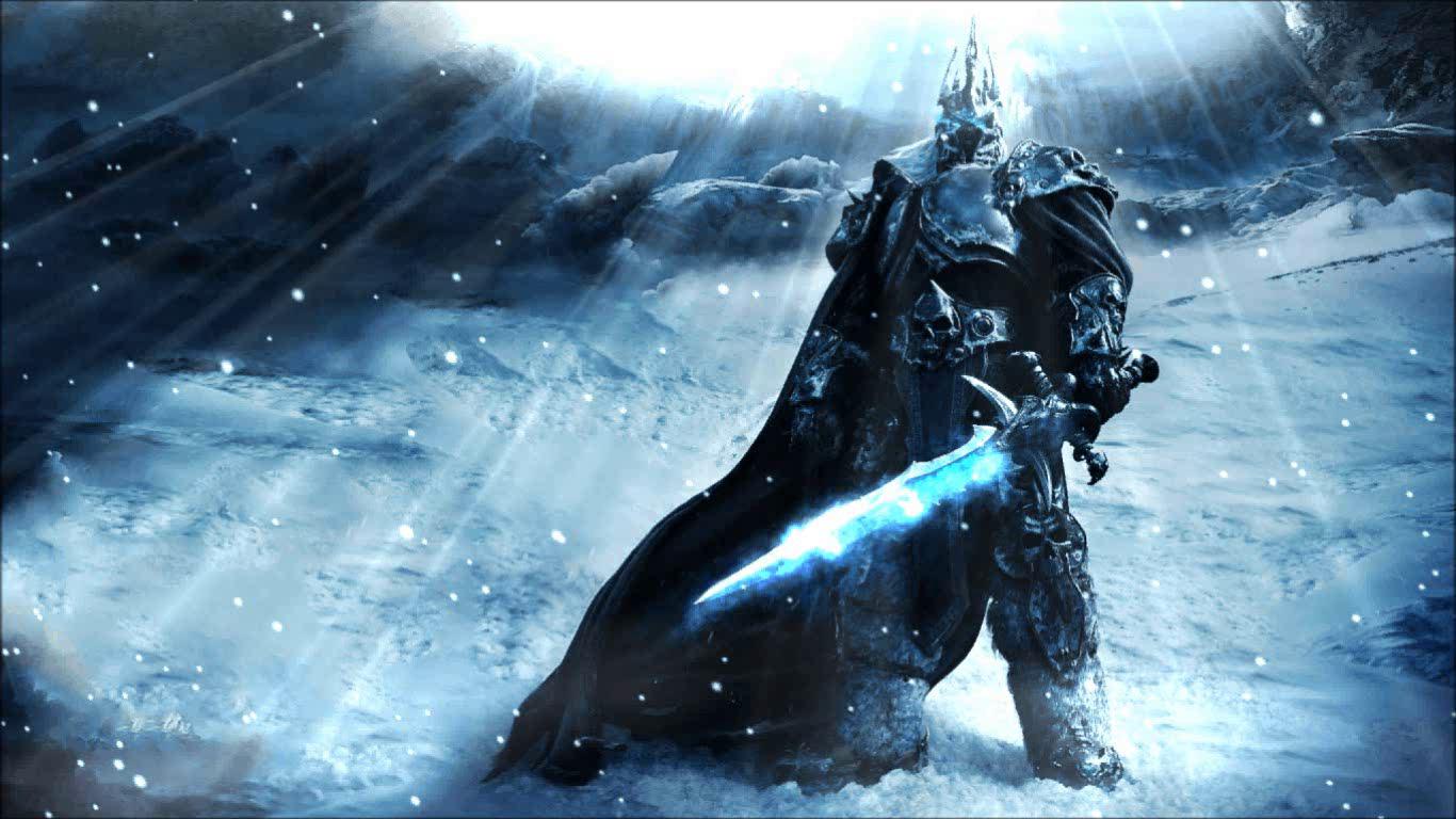 World Of Warcraft Lich King Dreamscene By Nemesis859 Deviantart Com On Deviantart Lich King World Of Warcraft Lich