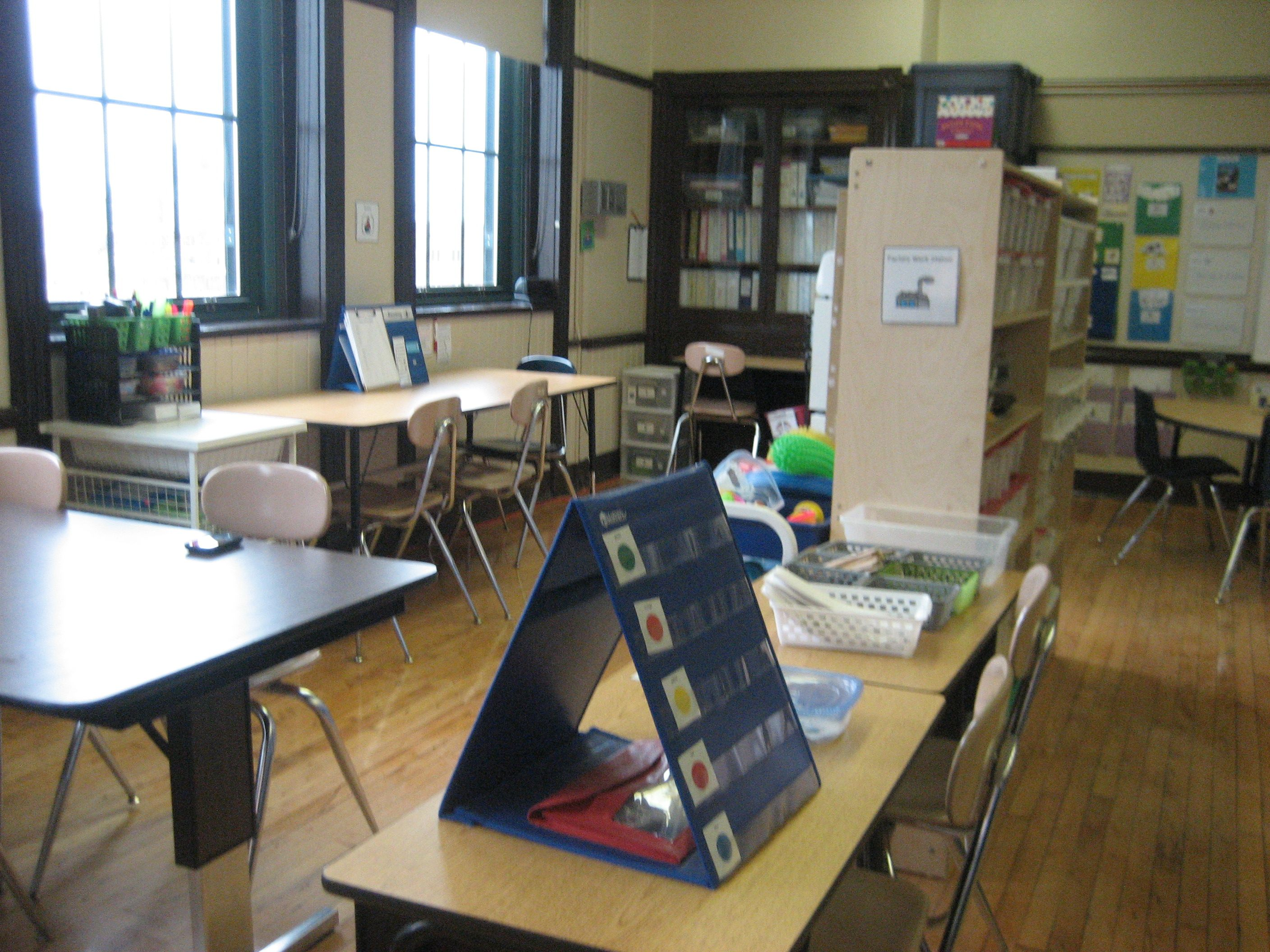 Classroom Structuring Ideas ~ Seven steps for setting up a stellar autism classroom