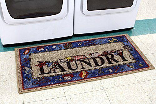Laundry Rug Laundry Time Decorative Laundry Mat By Bacova