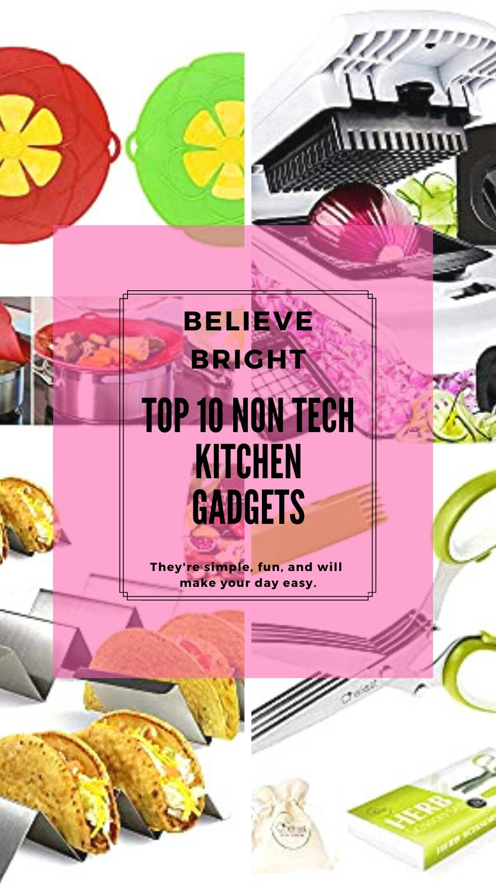 10 must have kitchen gadgets to shop from amazon.