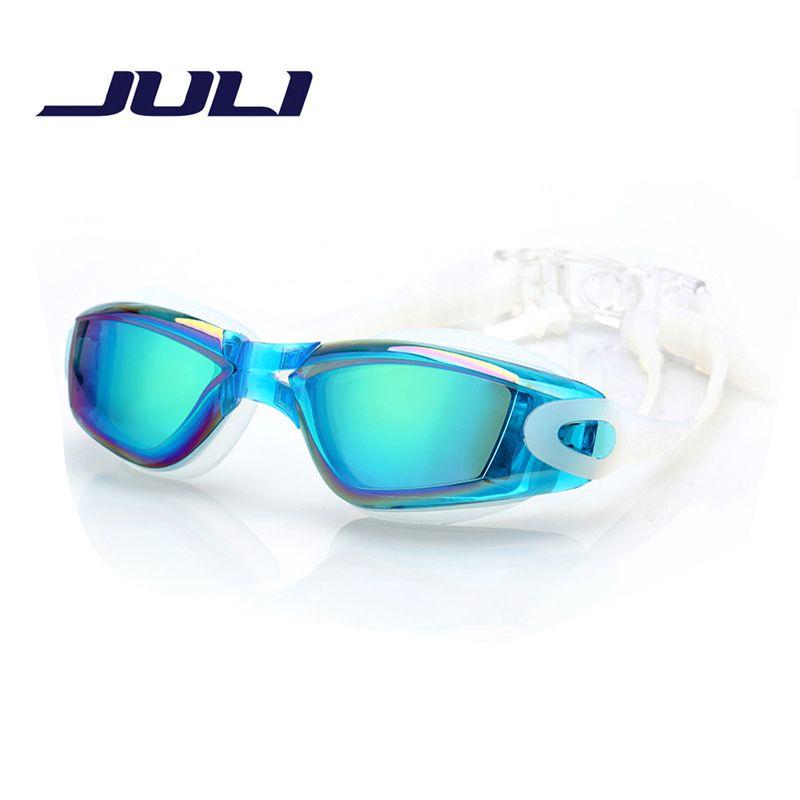 8ef50addc8 Professional Anti Fog Swimming Goggles Coating Kids Swim Glasses Men Women Children  Goggles sports baby Swim