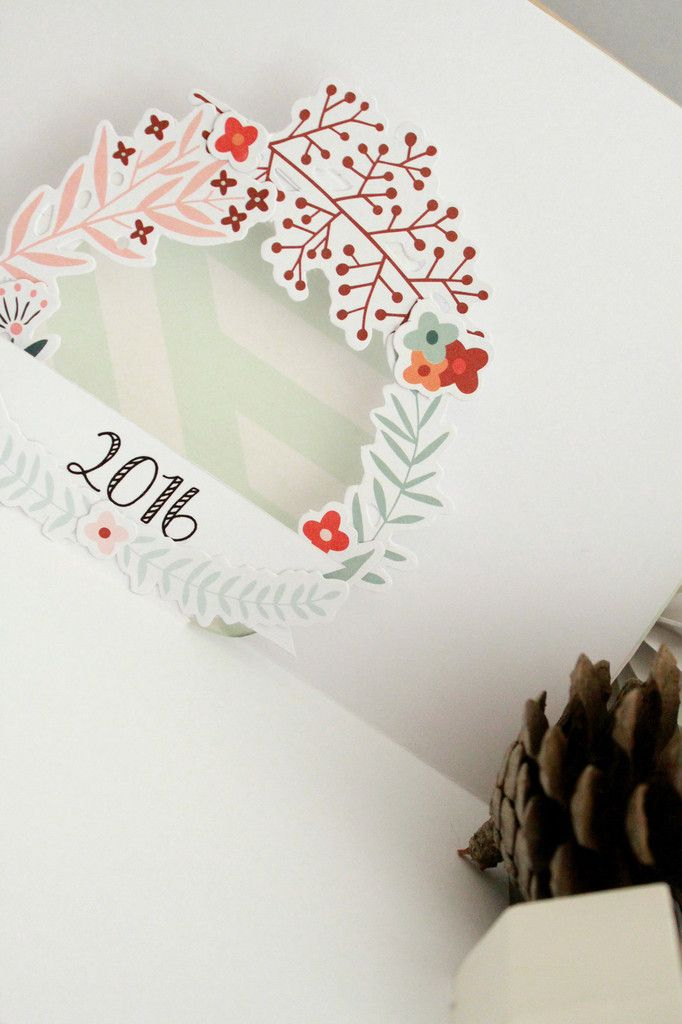 Carte de Voeux en relief - Holiday Cards
