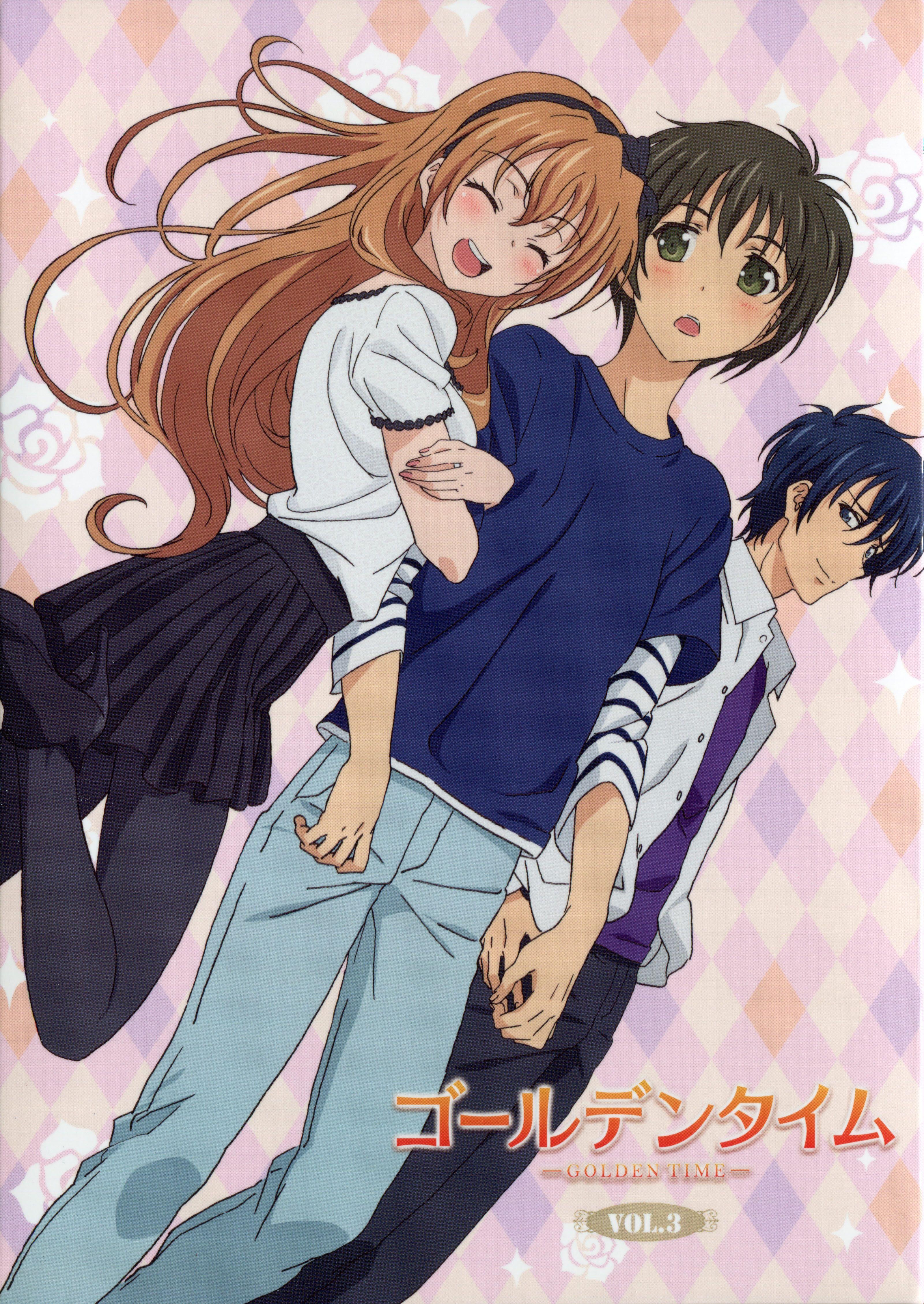 Download Golden Time (3201x4516) - Minitokyo | Anime