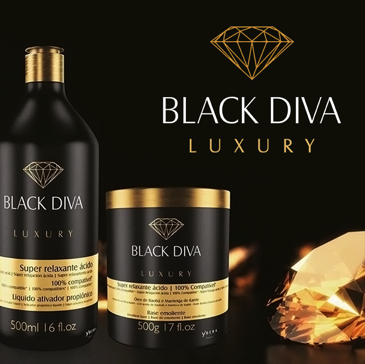 Ybera Paris Black Diva Luxury En Costa Rica Diva Costa Rica Hidroxido De Sodio