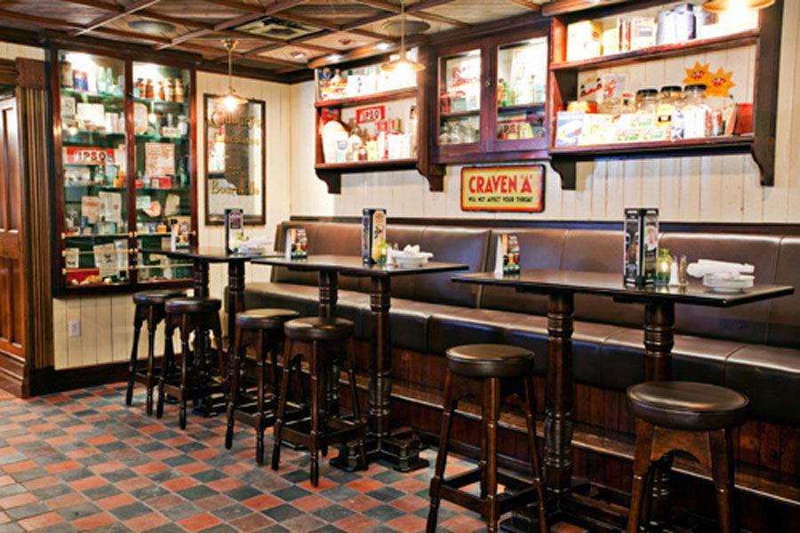 Classic Restaurant Interior Design Of Ri Ra Irish Pub, Las Vegas