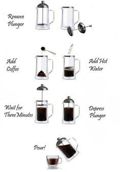 Video How To Use A French Press Coffee Maker We Love Makers