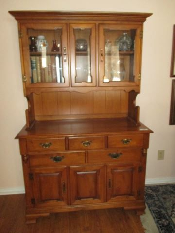 Tell City Furniture - Crystal - Household Estate Auction in ...
