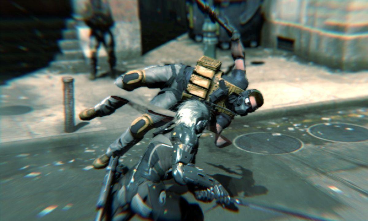 RAIDEN Metal Gear Rising Revengeance  #MetalGear #MetalGearRising #Raiden #MetalGearVengeance #Action #Games #Videogames #accion #fight #lucha #MetalGearRevengeance #PlatinumGames #Konami #JacktheRipper