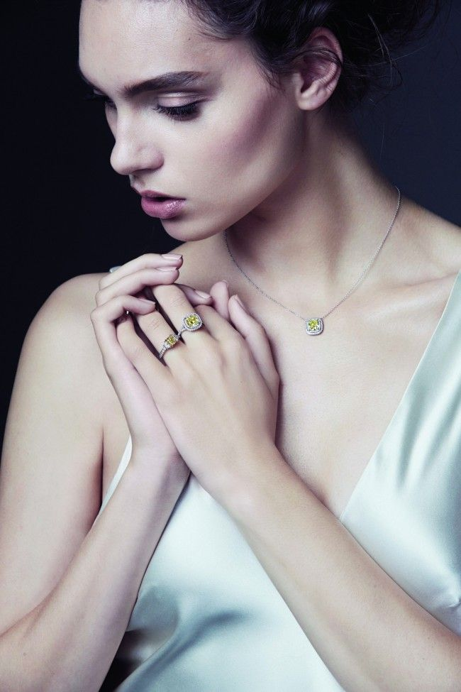 Jewellery 101: the gemstones to know about gallery - Vogue Australia - #Tiffany&Co. #Diamond
