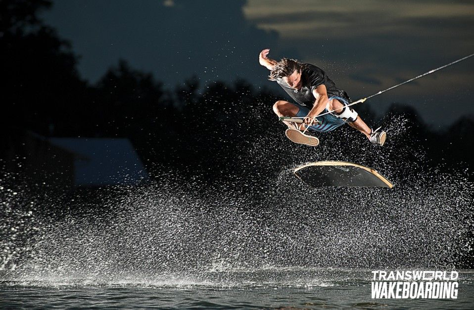 dieter humpsch by jason lee in transworld wakeboarding