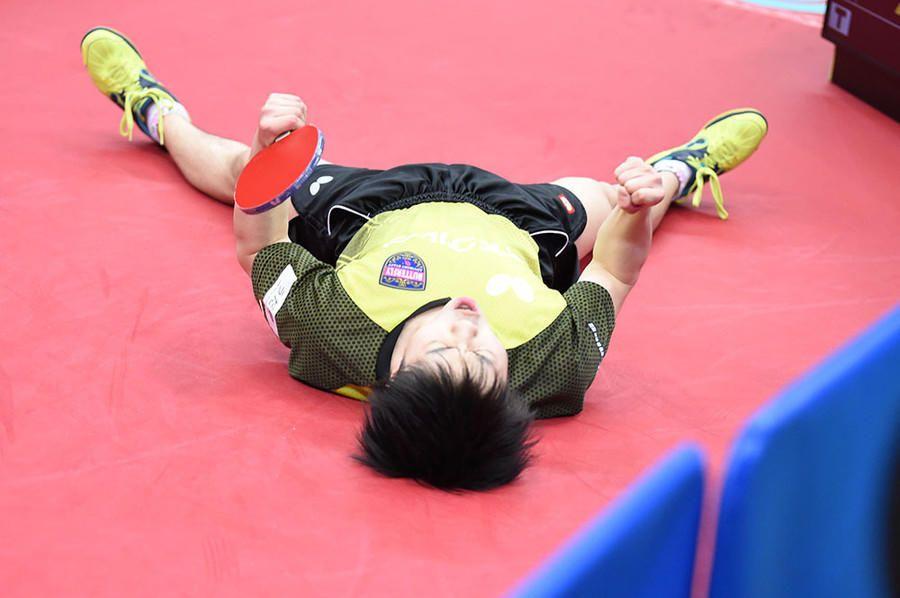 全日本 卓球 選手権 大会 2020