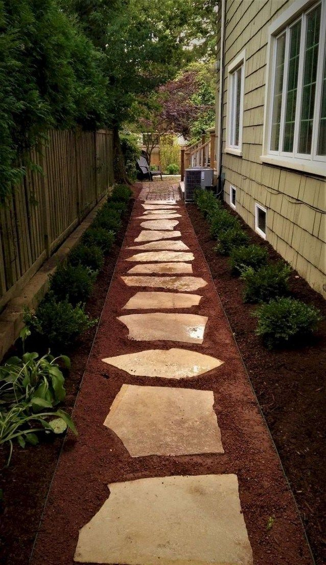 ✔35 affordable pathway for your front yard 4 ~ aacmm.com #sideyards