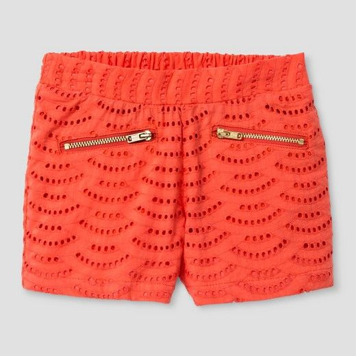 Toddler Girls' Top And Bottom Set Genuine Kids® from OshKosh® - Cabana Orange : Target