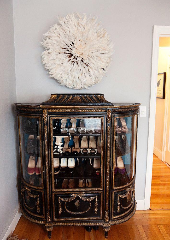 Armoire Shoe Closet
