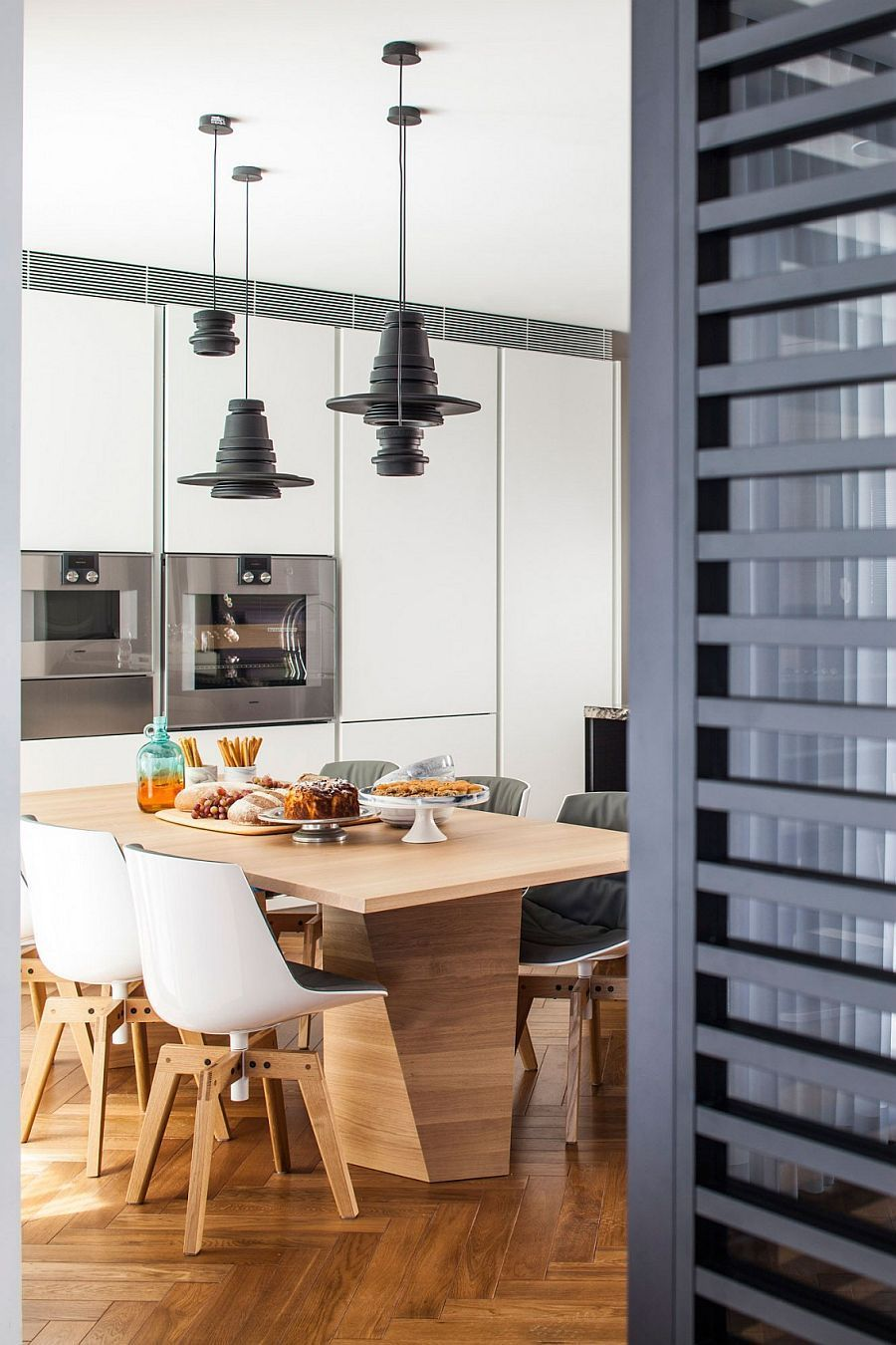 Glass And Aluminum Partitions Fashion Dynamic Home In Ramat
