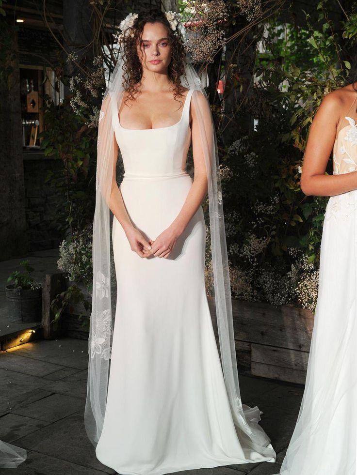 See Alexandra Grecco Wedding Dresses From Bridal Fashion Week