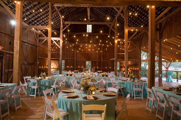 Rustic Elegant Barn Wedding At Hidden Vineyard