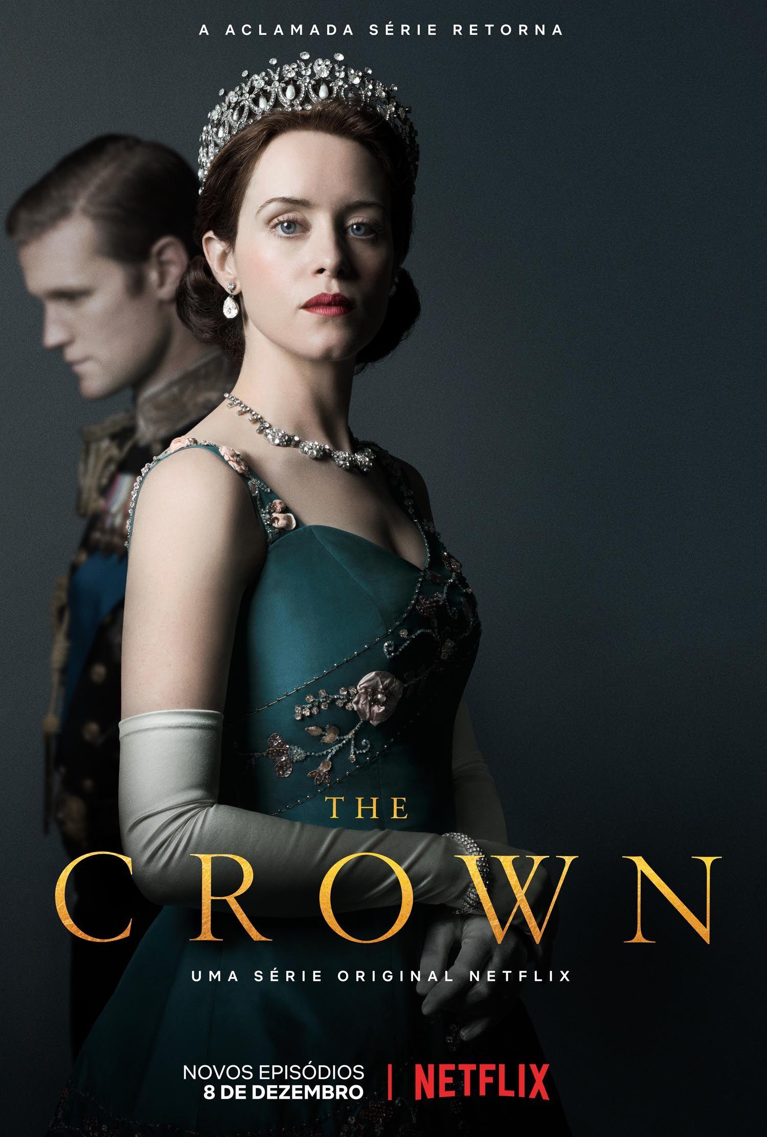 Netflix Divulga Trailer Da Segunda Temporada De The Crown Crown