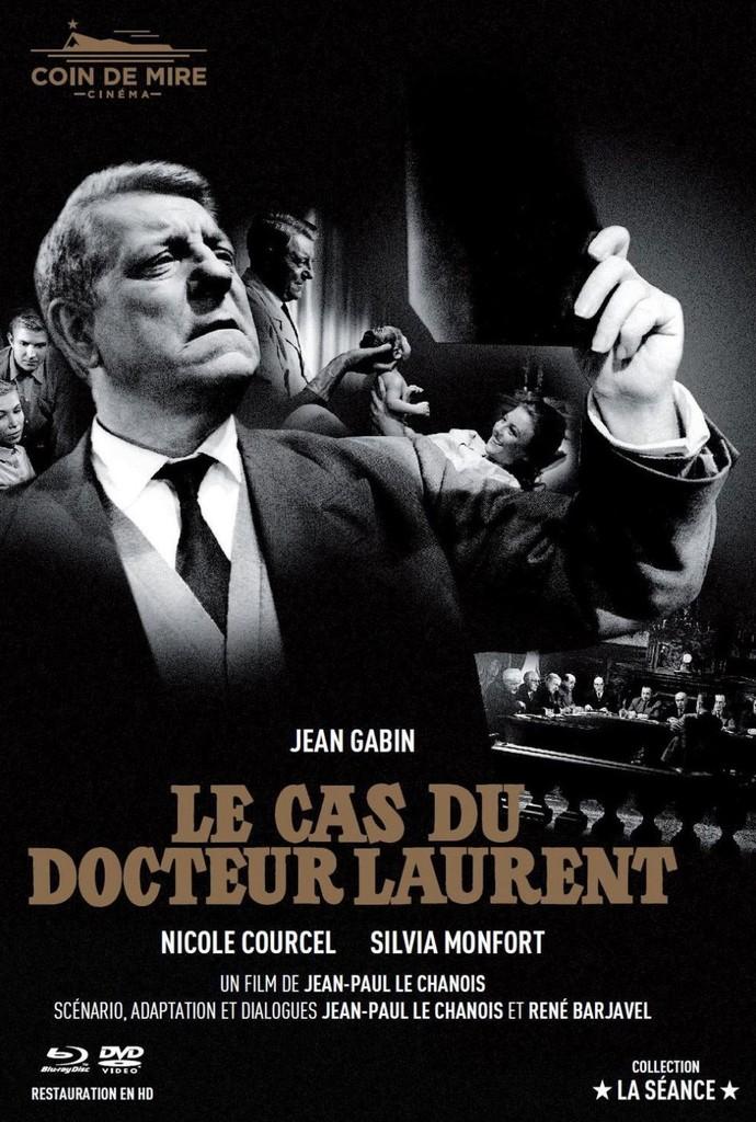 Le Cas Du Docteur Laurent Jean Gabin Film Affiche Film
