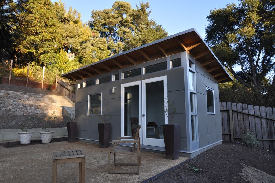 Studio Shed Photos | Modern, Prefab Backyard Studios ...